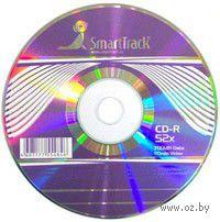 Диск CD-R 700Mb 52x SmartTrack Bulk 50