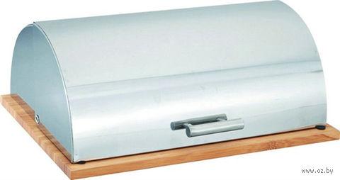 Хлебница металл/дерево (39,5*28,5*16,5 см, арт. GS-0306M)