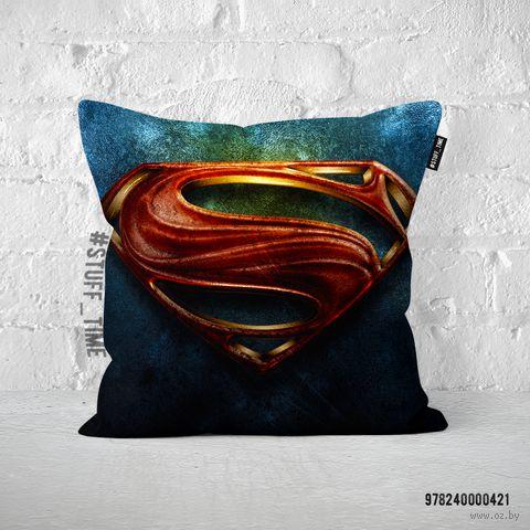 """Подушка """"Супермэн"""" (421)"""