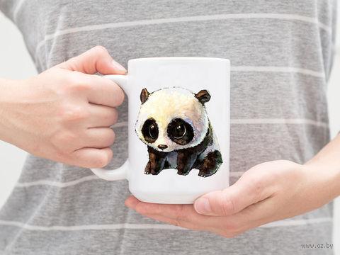 """Кружка """"Панда"""" (арт. 330) — фото, картинка"""