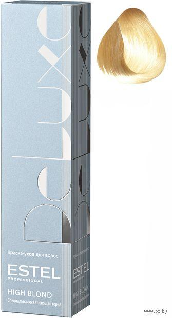 """Краска-уход для волос """"De Luxe. High Blond"""" тон: 175, коричнево-красный блондин ультра — фото, картинка"""