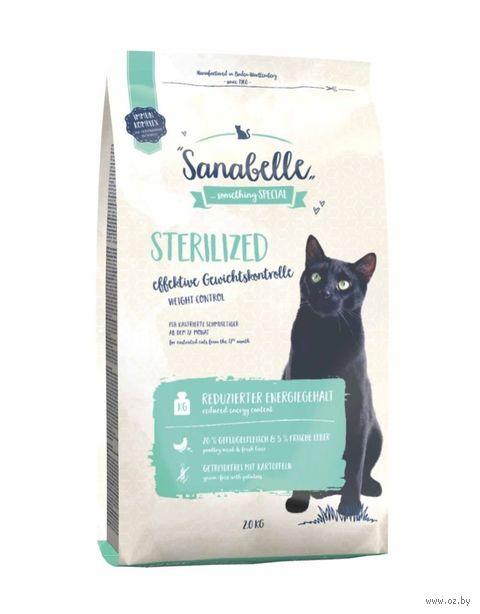 "Корм сухой для стерилизованных кошек ""Sterilized"" (2 кг) — фото, картинка"