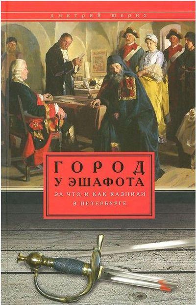 Город у эшафота. За что и как казнили в Петербурге. Дмитрий Шерих