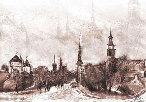 "Планшет для акварели ""Старый Таллин"" (20 листов, А-5)"
