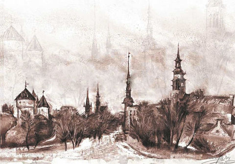 "Планшет для акварели ""Старый Таллин"" (А5; 20 листов)"