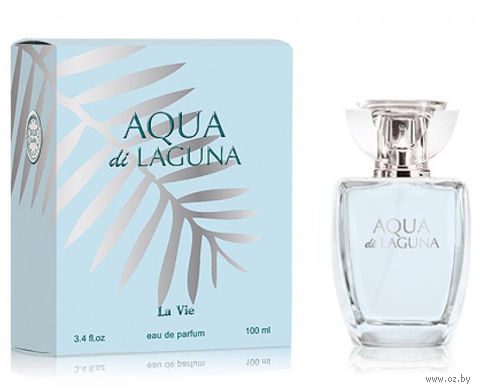 "Парфюмерная вода для женщин ""Aqua di Laguna"" (100 мл) — фото, картинка"