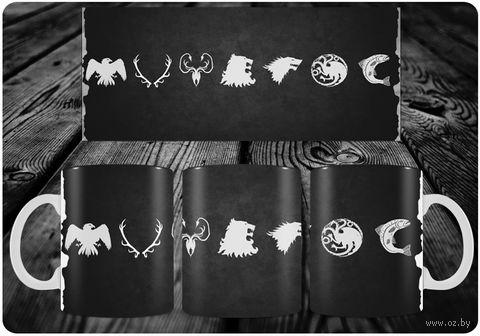 """Кружка """"Игра престолов"""" (арт. 4) — фото, картинка"""