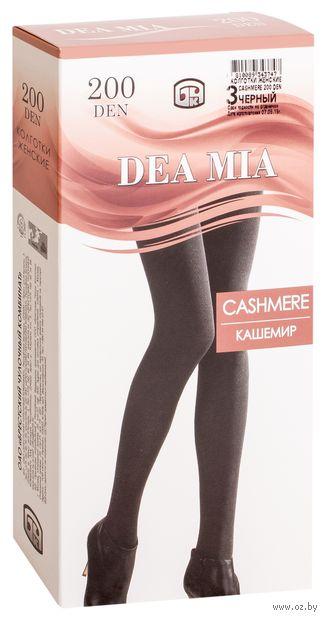 """Колготки женские теплые """"Dea Mia. Cashmere 200"""""""