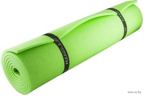 Коврик туристический (180х60х0.8 см; зелёный) — фото, картинка