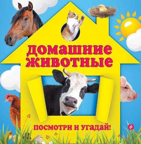 Домашние животные. Анна Прищеп
