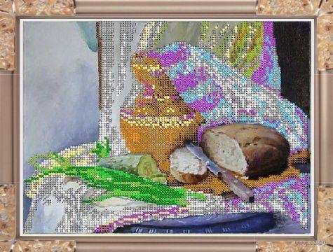 """Вышивка бисером """"Свежий хлеб"""" (арт. К-241)"""