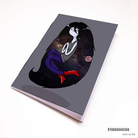 """Блокнот """"Время Приключений. Марселин"""" (А7; арт. 300) — фото, картинка"""