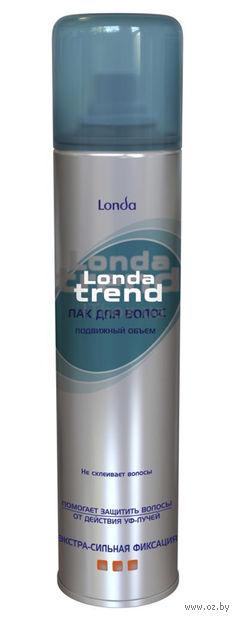 """Лак для волос LONDATREND """"Подвижный объем экстрасильной фиксации"""" (250 мл)"""