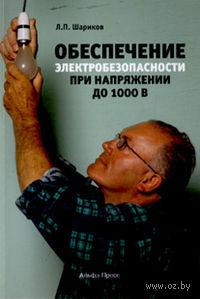 Обеспечение электробезопасности при напряжении до 1000 В. Леонид Шариков