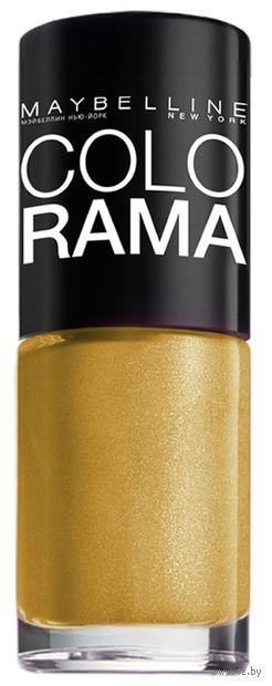 """Лак для ногтей """"Colorama"""" (тон: 108, золотой песок) — фото, картинка"""