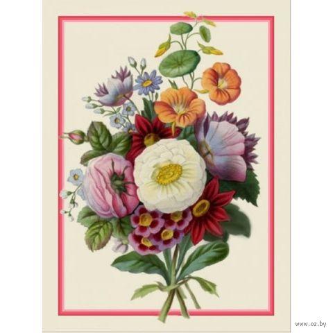 """Алмазная вышивка-мозаика """"Разноцветье"""" (300х400 мм) — фото, картинка"""
