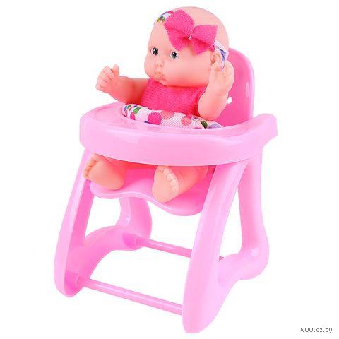 "Пупс ""Малыш на стульчике"" — фото, картинка"