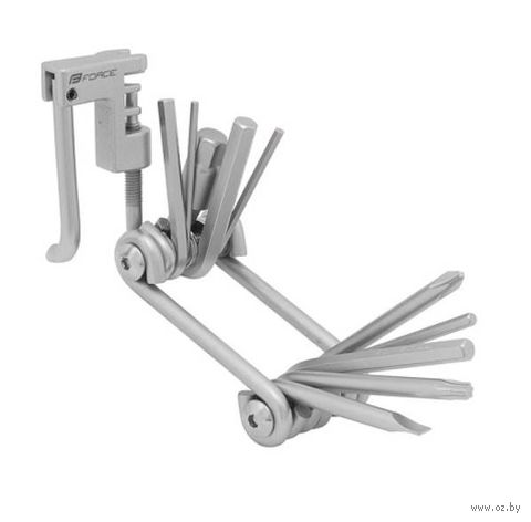 Набор инструментов с выжимкой цепи (арт. 894662) — фото, картинка