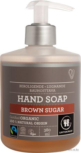 """Жидкое мыло """"С тростниковым сахаром"""" (380 мл) — фото, картинка"""