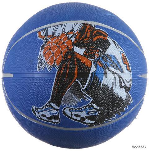"""Мяч баскетбольный """"Цветной"""" — фото, картинка"""