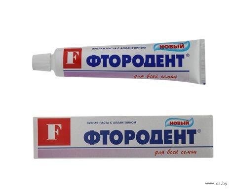 """Зубная паста """"С аллантоином. Для всей семьи"""" (90 мл)"""