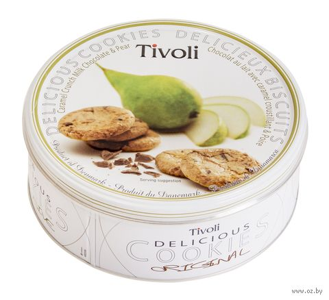 "Печенье ""Tivoli. Груша"" (150 г) — фото, картинка"