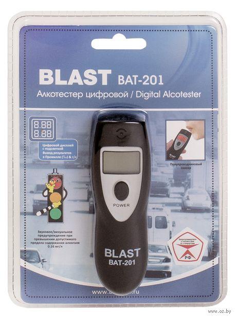 Алкотестер Blast BAT-201 (черный) — фото, картинка