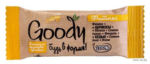 """Батончик """"Goody. Фитнес"""" (35 г) — фото, картинка"""