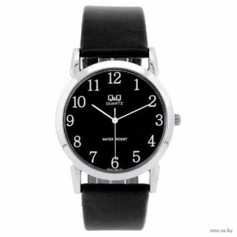 Часы наручные (чёрные; арт. Q662J305) — фото, картинка