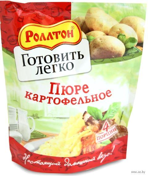 """Пюре картофельное быстрого приготовления """"Роллтон"""" (120 г) — фото, картинка"""