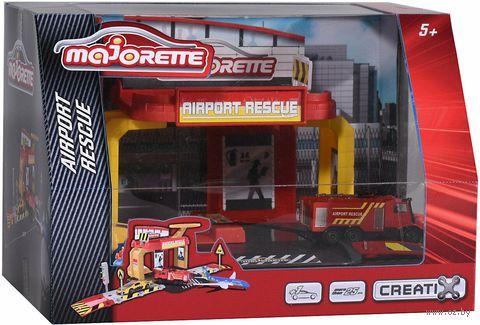 """Игровой набор """"Creatix. Аэропорт - спасательная станция"""" (арт. 212050010) — фото, картинка"""