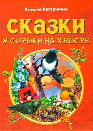 Сказки у сороки на хвосте. Валерий Кастрючин