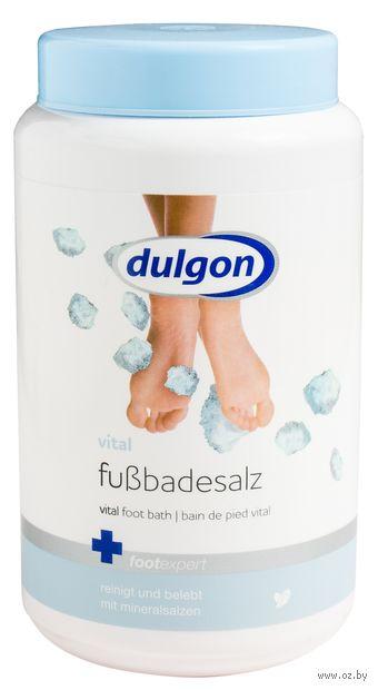 """Ванночка для ног """"С минеральными солями"""" (500 г)"""