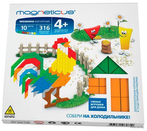 "МидиМозаика ""Собери на холодильнике: ферма"" — фото, картинка"