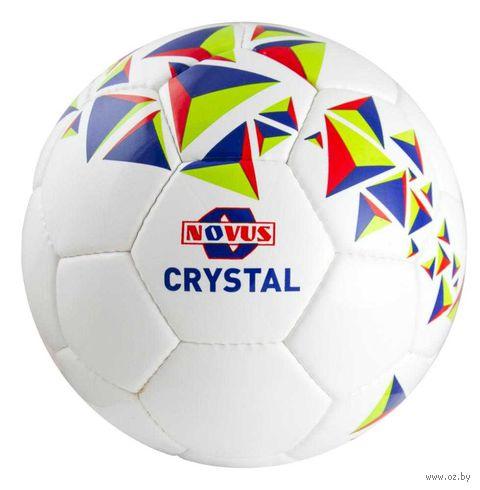 """Мяч футбольный Novus """"Crystal"""" №4 — фото, картинка"""