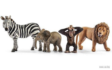 """Набор фигурок """"Дикие животные"""" — фото, картинка"""