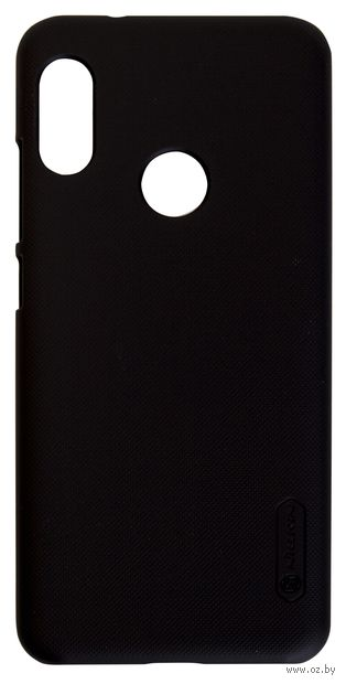 Чехол Nillkin для Xiaomi Mi A2 Lite, Redmi 6 Pro (черный) — фото, картинка