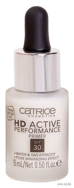 """Праймер для лица """"HD Active Performance"""" SPF 30 тон: 010 — фото, картинка"""
