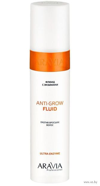 "Флюид после депиляции ""Против вросших волос. Anti-Grow Fluid"" (250 мл) — фото, картинка"