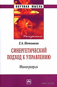 Синергетический подход к управлению. Галина Поташева