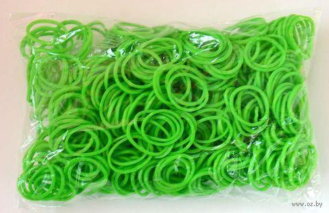 """Набор резиночек для плетения """"Rainbow Loom. Зеленый Лайм №2"""""""