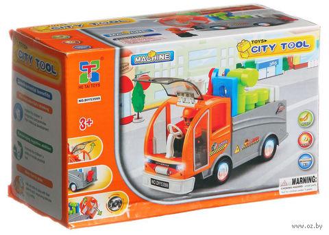 """Игровой набор """"Машина City Tool"""""""