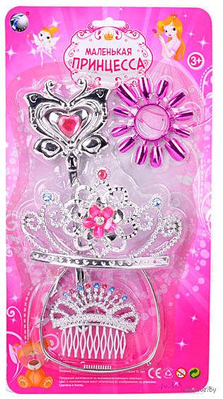 """Набор украшений """"Маленькая принцесса"""" (арт. 813C) — фото, картинка"""