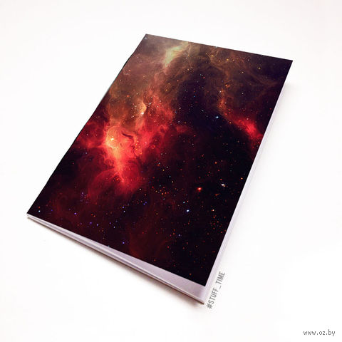 """Блокнот """"Космос"""" (А5; арт. 852) — фото, картинка"""
