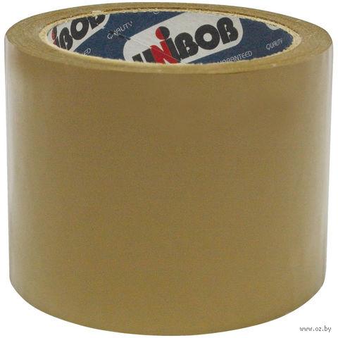 Клейкая лента упаковочная темная (72 мм х 66 м)