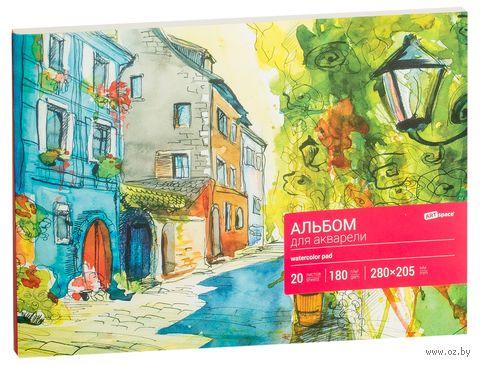 Альбом для рисования (А4; 20 листов; в ассортименте) — фото, картинка