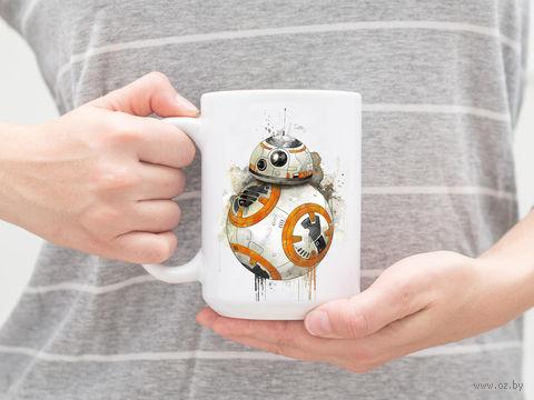"""Кружка """"Звездные войны. BB-2"""" — фото, картинка"""