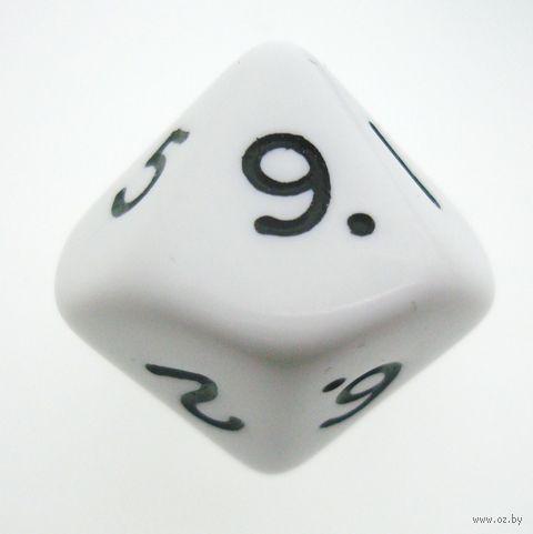 """Кубик D10 """"Простой"""" (в ассортименте) — фото, картинка"""