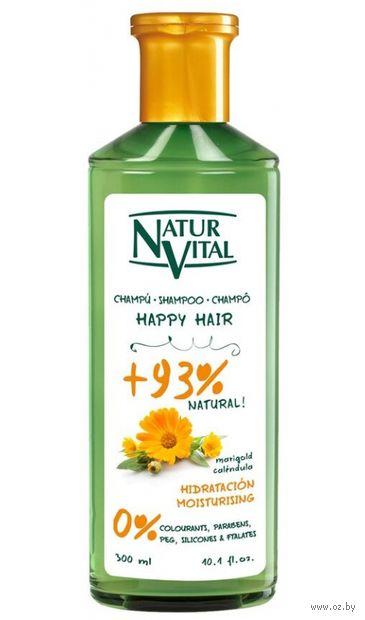 "Шампунь для волос ""Natur Vital. Увлажняющий"" (300 мл) — фото, картинка"