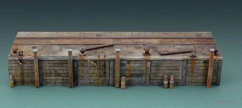 """Ландшафт """"Long Dock"""" (масштаб: 1/35) — фото, картинка"""